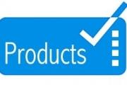 لیست محصولات